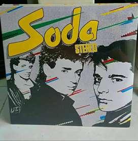 LP Vinilos Soda Stereo - Nuevo Sellado