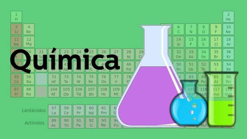 Clases Química Ingreso ITBA CBC Belgrano Nuñez 0