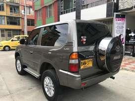 Toyota Prado 2003 como nueva