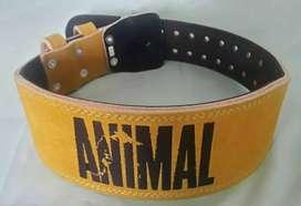 Cinturones para Gimnasio 100% Cuero Disponibilidad de Tallas y Colores