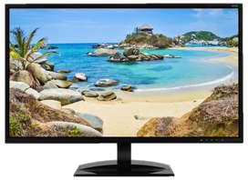 """MONITOR JANUS IPS 24"""" HDMI/VGA FULL HD ( NUEVO)"""