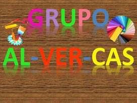 GRUPO AL-VER-CAS. De pintores y dibujantes