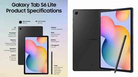 Vendo tables Samsung S6 a 76000