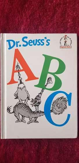Libro Dr. Seuss ABC
