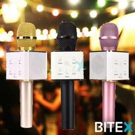 Microfono Karaoke + Parlante