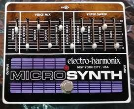 Efecto de Guitarra,Electro-Harmonix