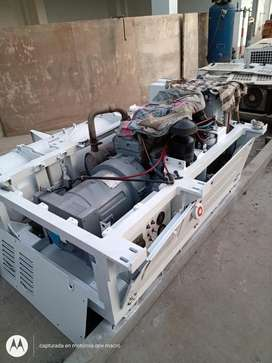 Carrier genset