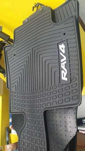 Moquetas original Toyota Rav  2020