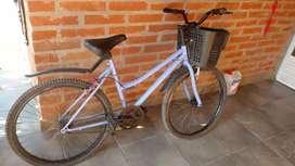 Vendo bici rodado 26 andando