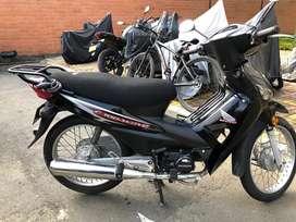 Honda C100 WAVE II