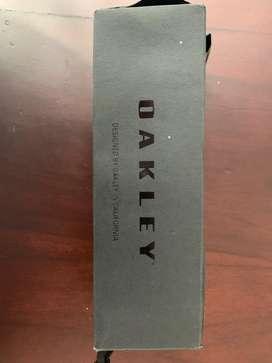 Gafas Oakley Original de Aluminio no Plastico