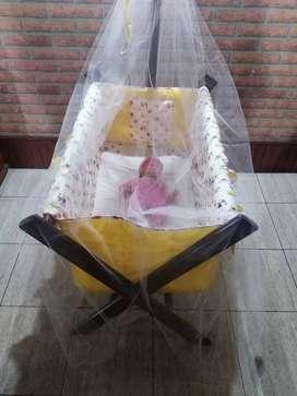 catre para bebe