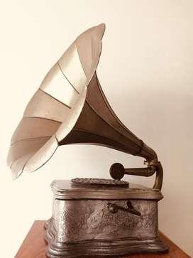Gramófono, fonógrafo, vitrola Columbia