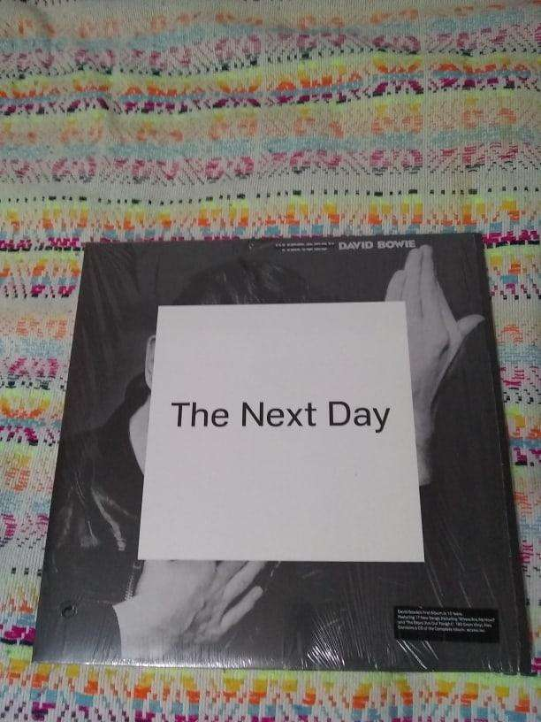 The Next Day - David Bowie (vinilo) 0