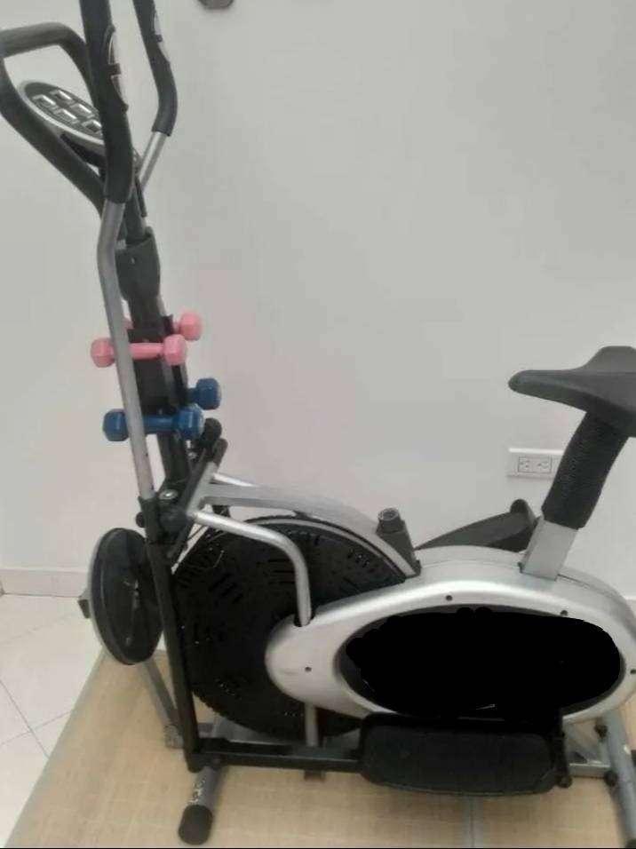 Se vende bicicleta elíptica sports fitnes