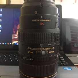 Vendo o cambio lente 80-400 Nikon 5.6ED