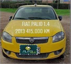 VENDO taxi FIAT PALIO