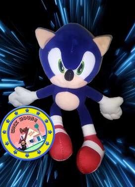 Sonic de Peluche