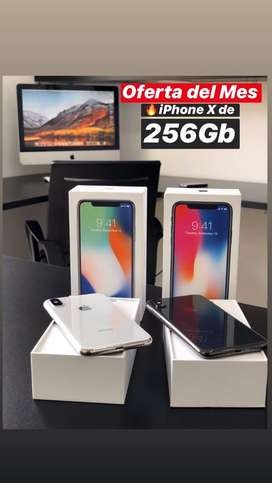 De oportunidad. Iphone X de 256gb