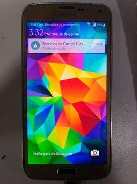 Se vende Samsung s5 Original (en jamundi)