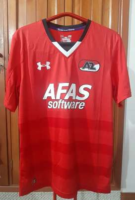 Camiseta de Fútbol. AZ Almark (Holanda)