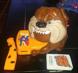 JUEGO DE MESA BAD DOG COMPLETO COMO NUEVO