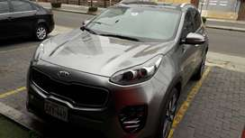 KIA SPORTAGE SPORT FULL AT AÑO 2016 MODELO 2017