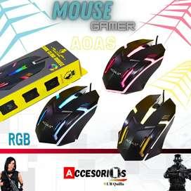Mouse Gamer‼️ multicolor