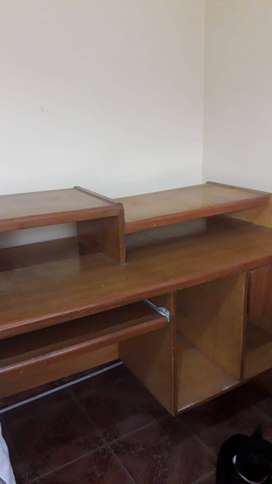 REMATE Escritorio de madera Oficina