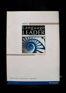 Libro New Language Leader Intermediate