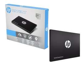Disco duro solido Marca HP de 240GB