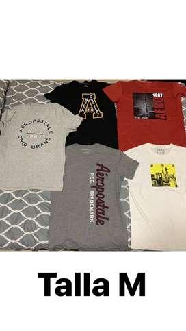 Camisetas aeropostal de hombre