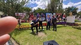 Grupo de vallenato y cumbias