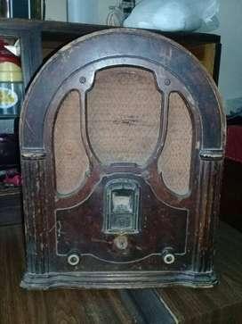 !! Radio Antiguo 1920.!!una Reliquia.!!