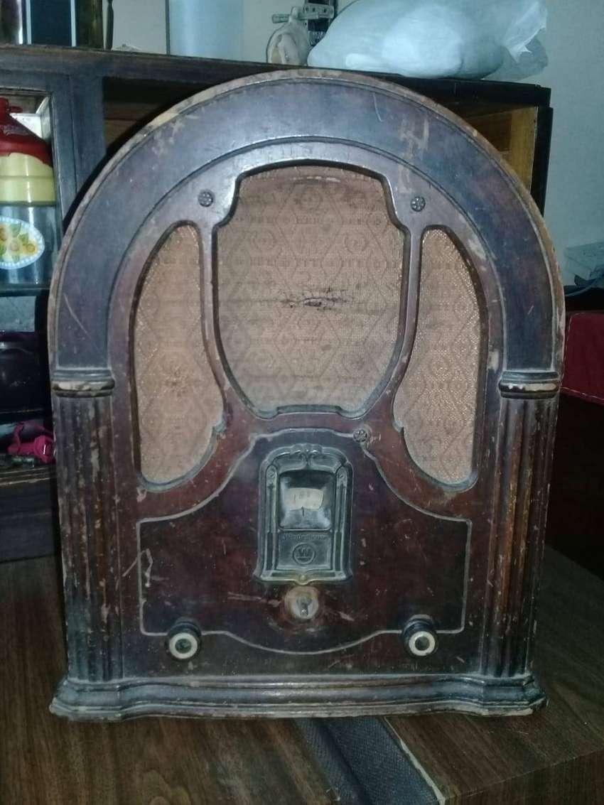 !! Radio Antiguo 1920.!!una Reliquia.!! 0