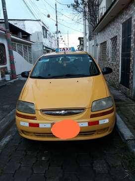 Se vende taxi amarillo 2009