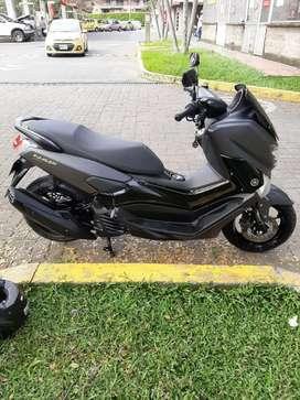 Vendo Yamaha N-MAX modelo 2021 como nueva