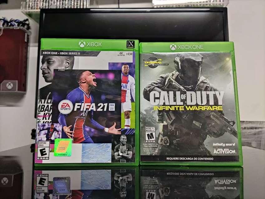 Promoción juegos XBOX ONE