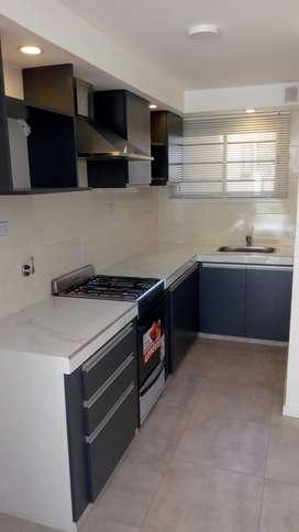 Dueño vende exelente duplex de 3 ambientes a estrenar en barrio recidencial caisamar