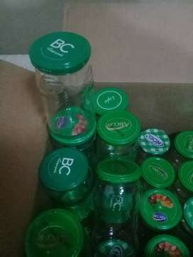 Vendo frascos