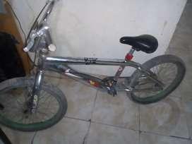 Bici BMX OLMO CROMADA EDICIÓN LIMITADA