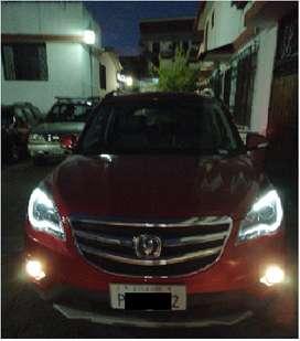 Vendo Hermoso Auto Changan