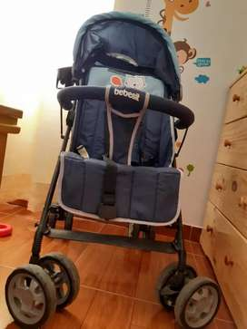 Coche para bebé en excelentes condiciones