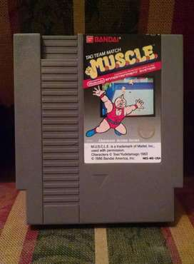 M.U.S.C.L.E Nintendo