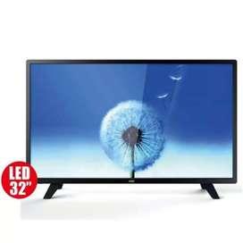 """TV 32"""" pulgadas MARCA AOC CON TDT INCLUIDO"""