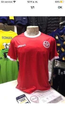 Camiseta tunez turquia S y m