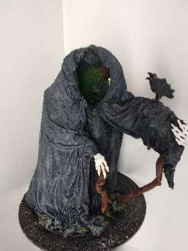 Vendo escultura del guardian