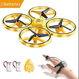 Drone Tracker Mini Sensor De Gravedad Más Control De Mano