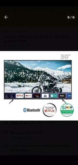 Se Vende Televisor SmartTv de 50 pulgadas(usado)en perfecto estado como Nuevo