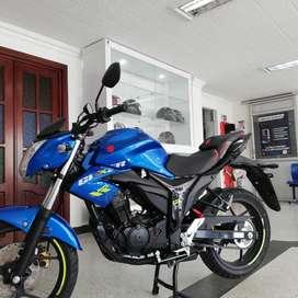 Suzuki Gixxer155 Mod 2020